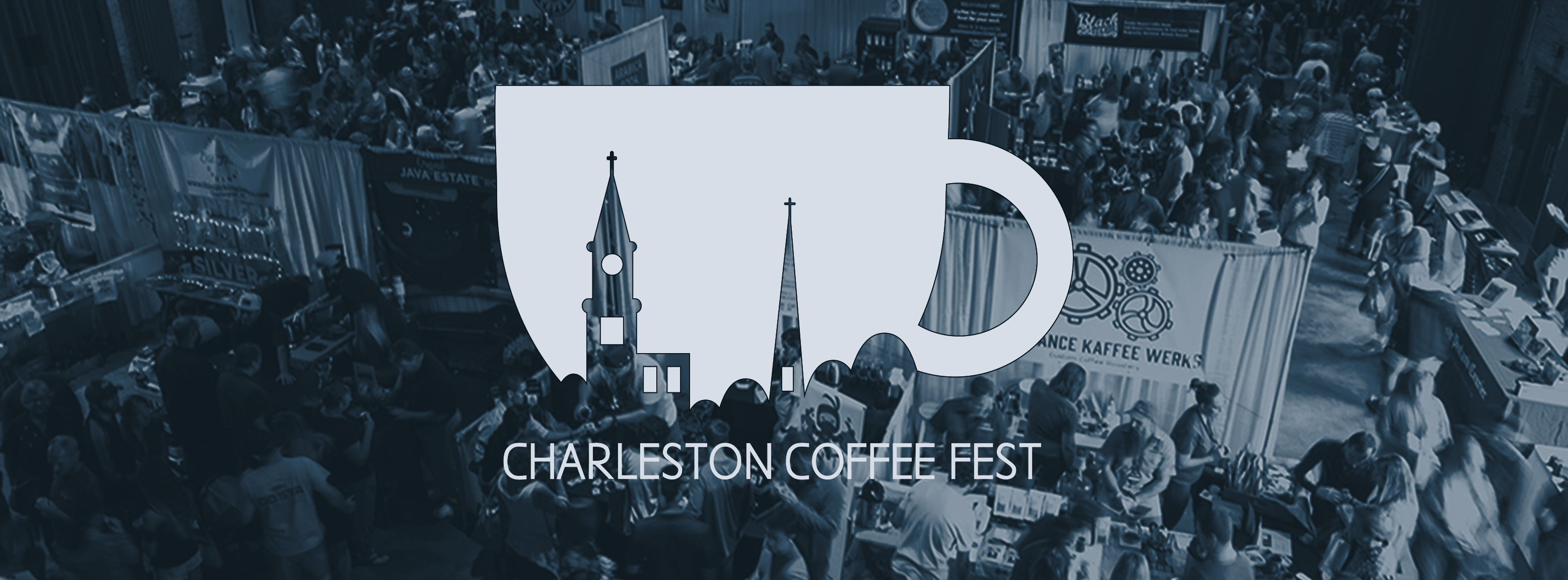 Charleston Coffee Fest logo